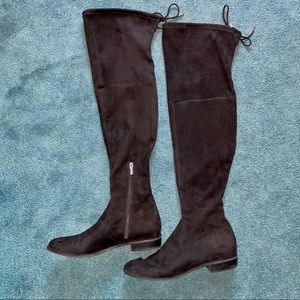 Marc Fisher Knee High Suede Boots